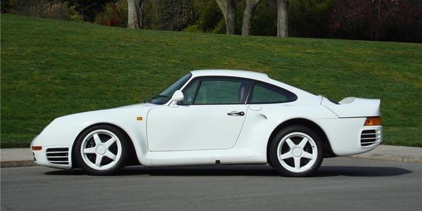 Une Porsche 959 prototype aux enchères!