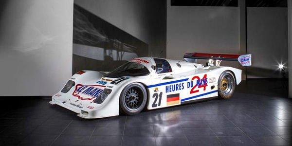 Bonhams : une Porsche 962C à la Spa Classic Sale
