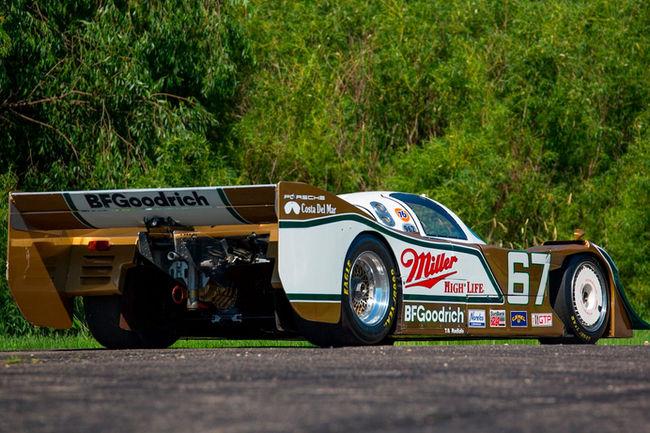 Mecum Auctions : Porsche 962 1989