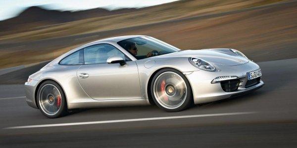 Francfort 2011: le programme Porsche
