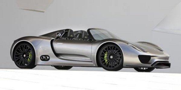De l'hybride pour toutes les Porsche