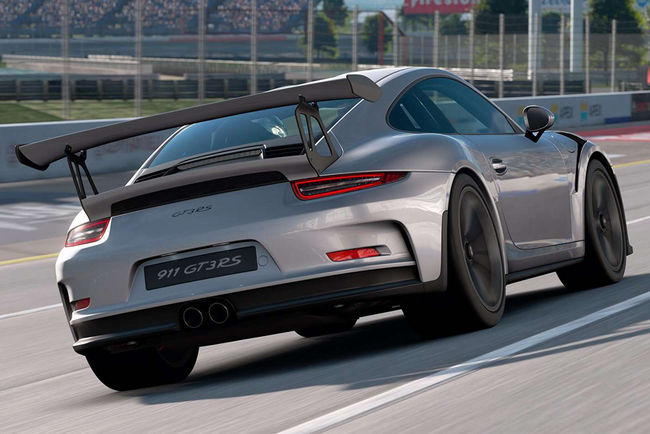 Porsche fait son entrée dans Gran Turismo Sport