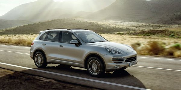 Porsche projette de conquérir le Nigeria