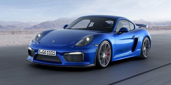 Porsche Boxster Spyder : une version GT4 dans les cartons ?