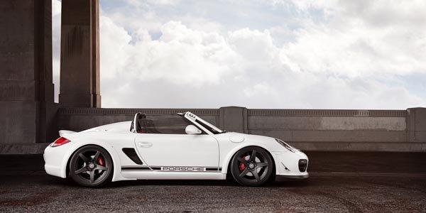 La Porsche Boxster Spyder par 911 Design