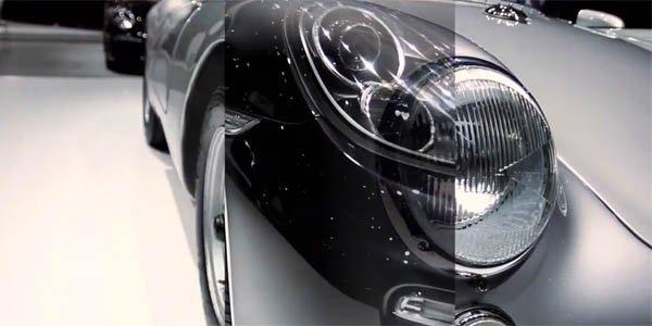 Le Porsche Boxster héritier du 550 Spyder