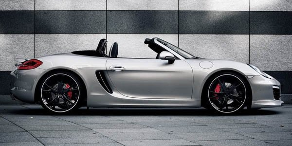 Techart s'occupe du Porsche Boxster