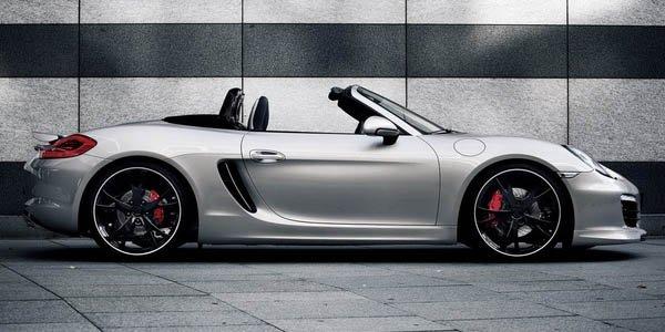 Techart s'occupe du Porsche Boxster