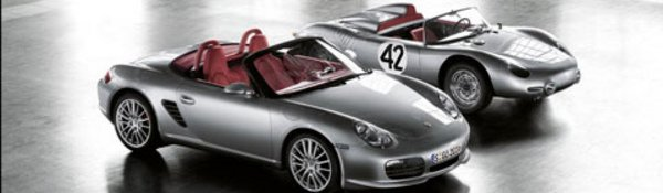 Porsche Boxter RS 60 : pas de folies