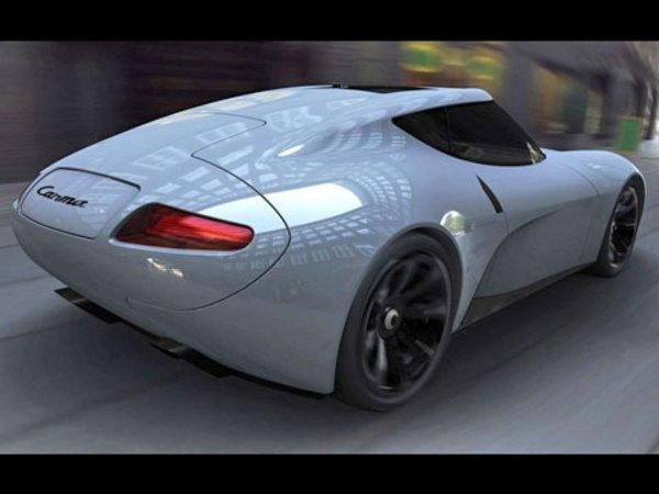 La Carma Une Porsche A 233 Rodynamique Actualit 233