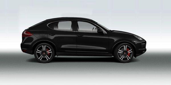 Bientôt un Porsche Cayenne Coupé pour contrer le BMW X6 ?