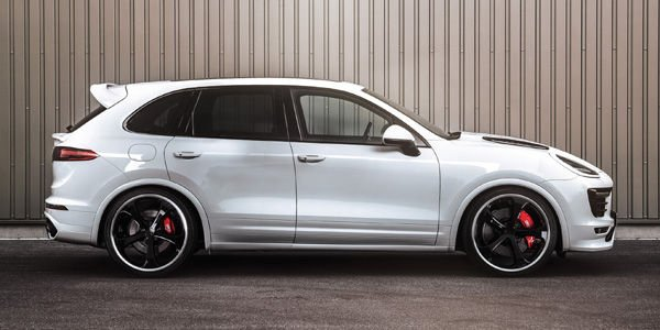 700 ch pour le Porsche Cayenne Turbo TechArt