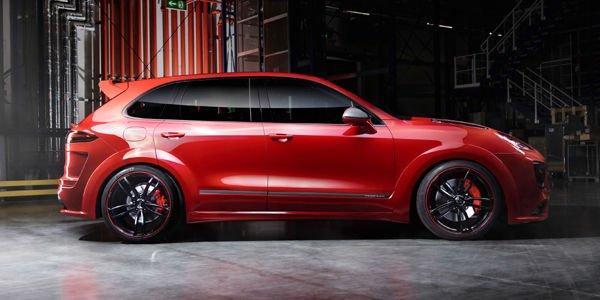 Nouveau kit TechArt Magnum pour le Porsche Cayenne