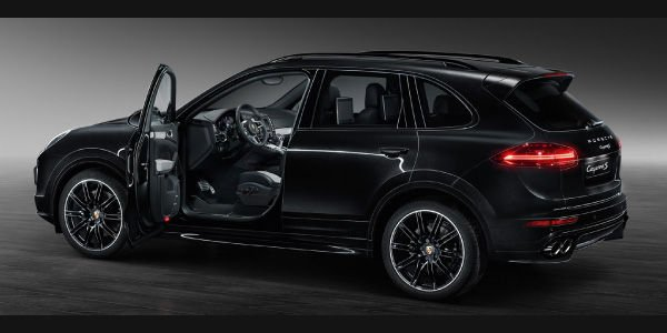 porsche cayenne s par porsche exclusive actualit. Black Bedroom Furniture Sets. Home Design Ideas