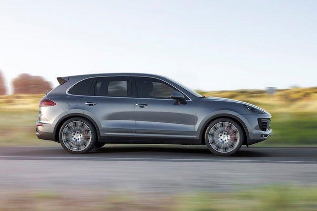 Porsche rappelle plus de 400 000 Cayenne