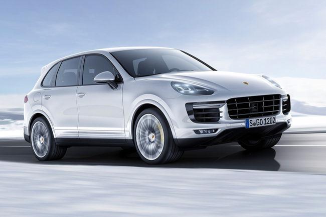 Un teaser pour le nouveau Porsche Cayenne