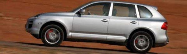 Hausse des tarifs pour le Porsche Cayenne