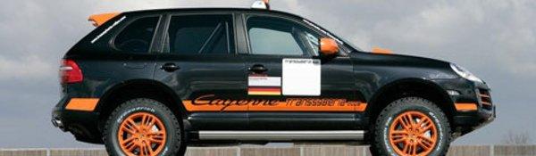 Porsche se prépare pour le Transsyberia