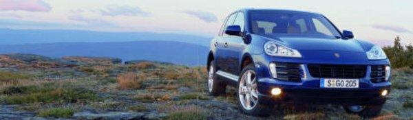 Porsche va passer au diesel en 2009