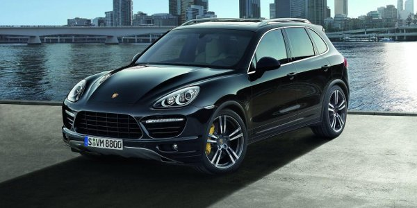 Le Porsche Cayenne se porte bien