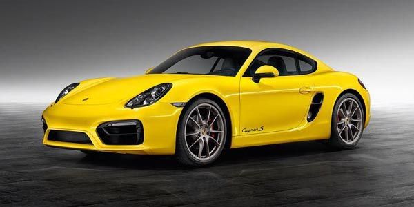 Porsche Exclusive soigne le Cayman S