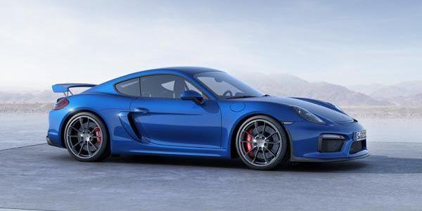 Un Porsche Cayman GT4 RS à venir ?