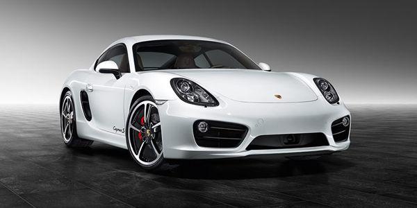 Porsche Cayman S par Porsche Exclusive