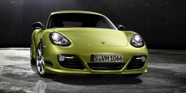 Porsche Cayman, un R de Lotus