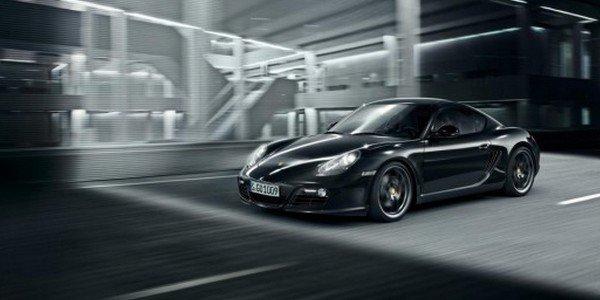 Le futur Porsche Cayman à Los Angeles ?
