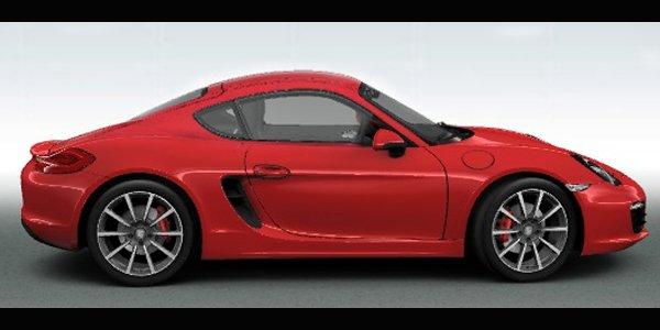 Porsche Cayman : arrivée imminente
