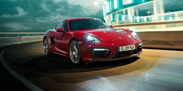 Les Porsche Cayman Boxster GTS arrivent