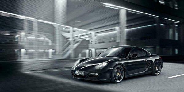 Vidéo: Porsche Cayman S Black Edition