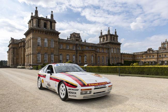 Porsche Concours Masters à Salon Privé