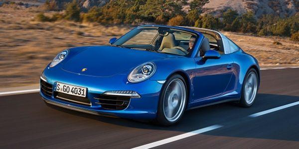 Nouveau chiffre d'affaires record pour Porsche