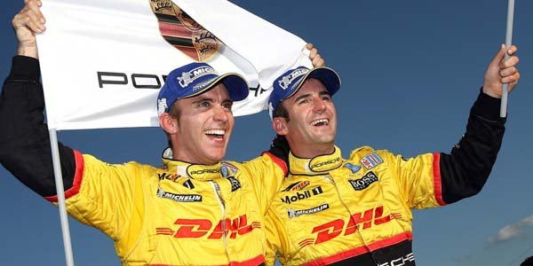 Dumas et Bernhard en pointe chez Porsche