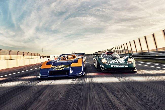 Porsche Classic au GP Historique de Zandvoort