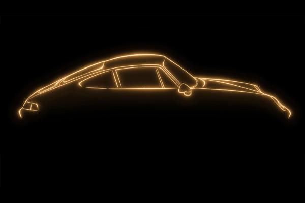 Porsche présente le Classic Project Gold