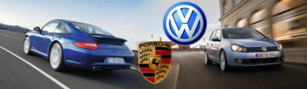 Porsche monte en puissance chez VW