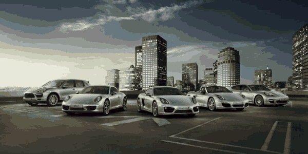 Porsche distinguée aux Etats-Unis