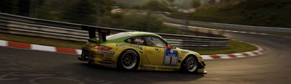 Succès pour Porsche au Nürburgring