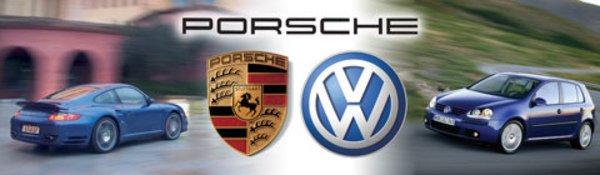 Porsche prend les commandes de VW