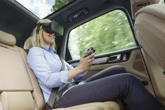 Porsche accueille la réalité virtuelle dans ses modèles