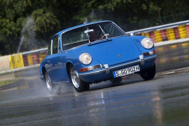 De nouveaux pneumatiques pour les Porsche classiques