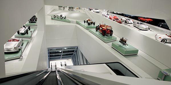 Exposition Porsche Project : Top Secret !
