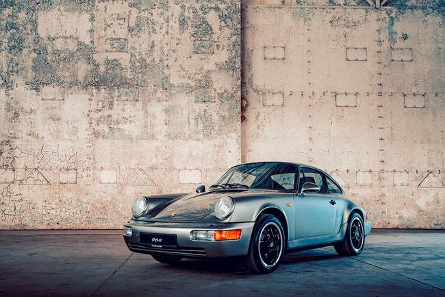 Deux expositions spéciales pour Porsche GB à Birmingham