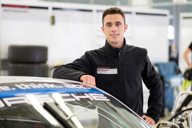 Porsche Junior : le Français Julien Andlauer lauréat