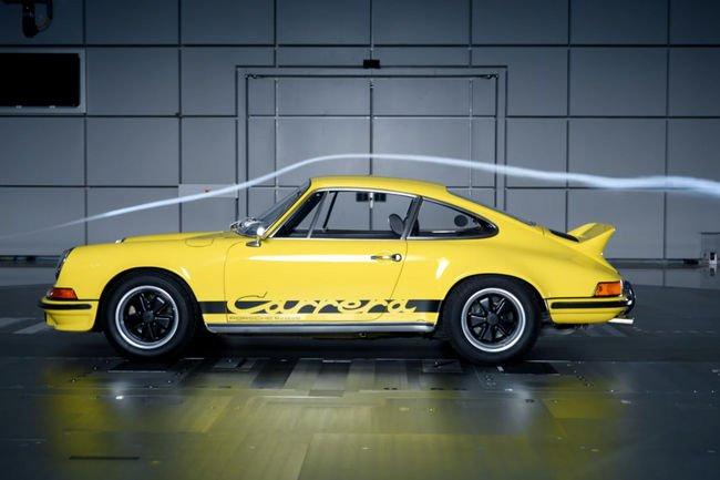 Porsche : le Top 5 des ailerons les plus marquants