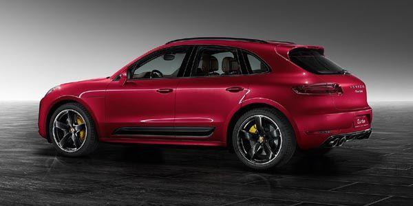Porsche Exclusive s'attaque au Macan
