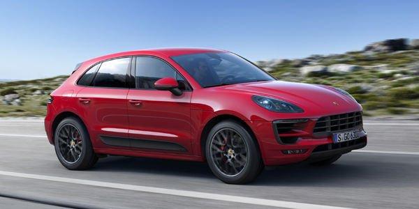 Une version GTS pour le Porsche Macan