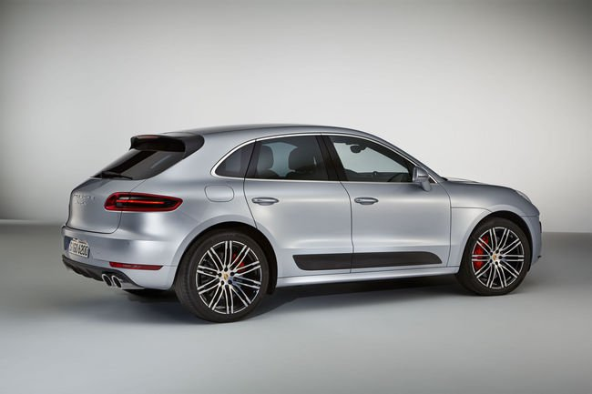 Un pack Performance pour le Porsche Macan Turbo